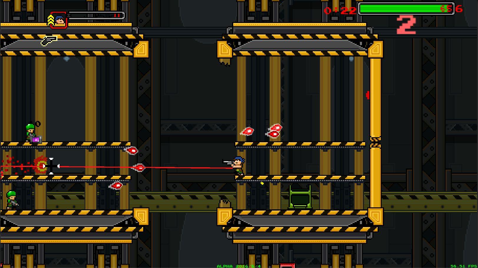 Gunn Lab LiftShaft 1