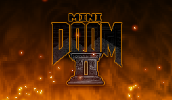 Mini Doom2 logo