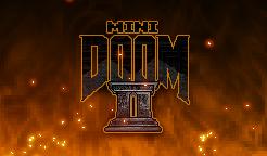 Mini Doom2 logo