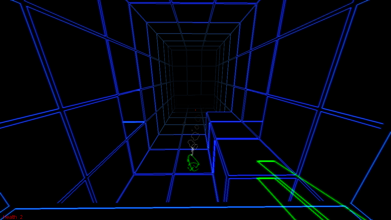 Early screenshot of Paradox Vector
