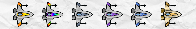 Ship Skins Preview