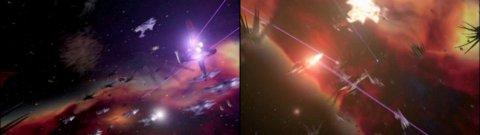 Scenes from Babylon 5