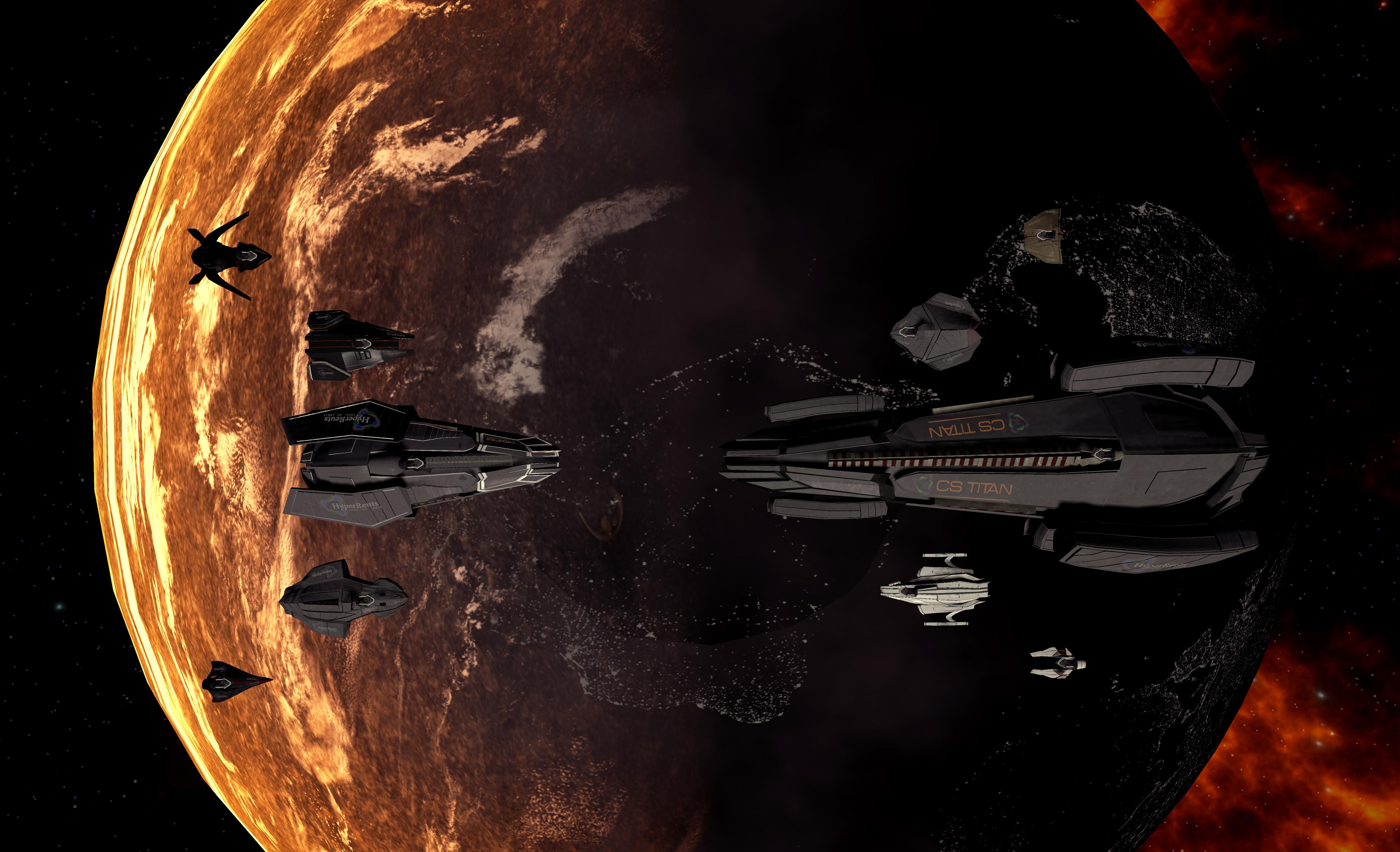 Planet combat