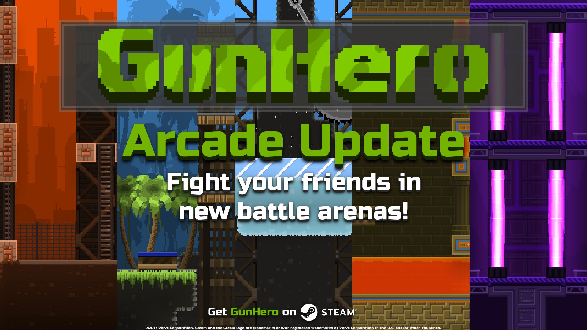 Arcade Banner