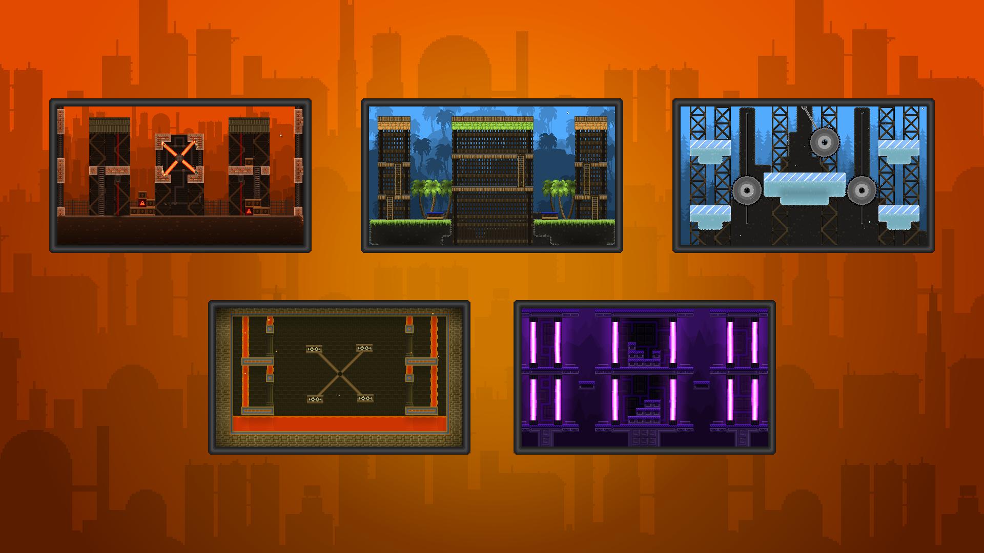 Arcade Update Arenas