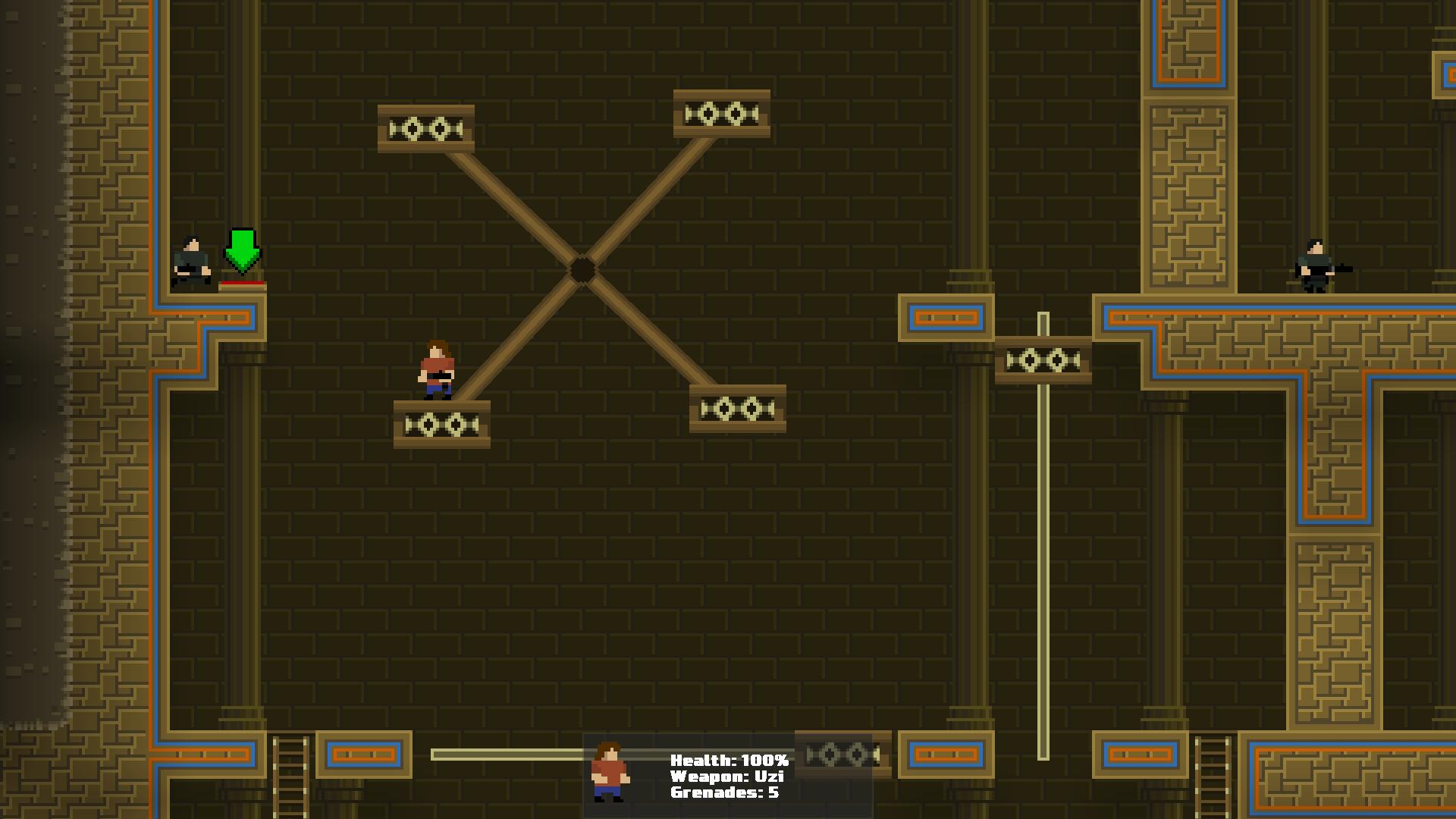 Desert Platform Level
