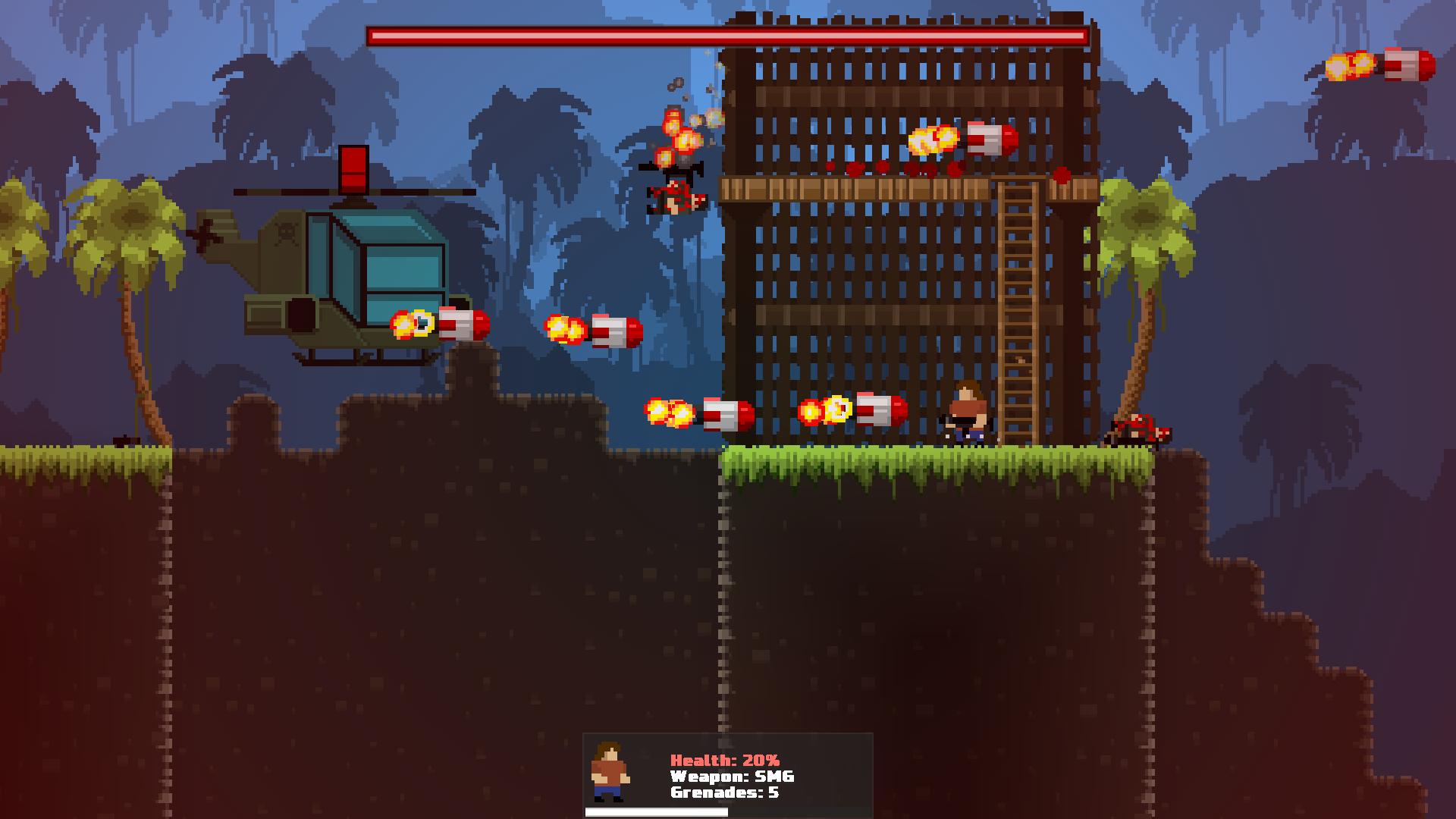 Boss Missiles