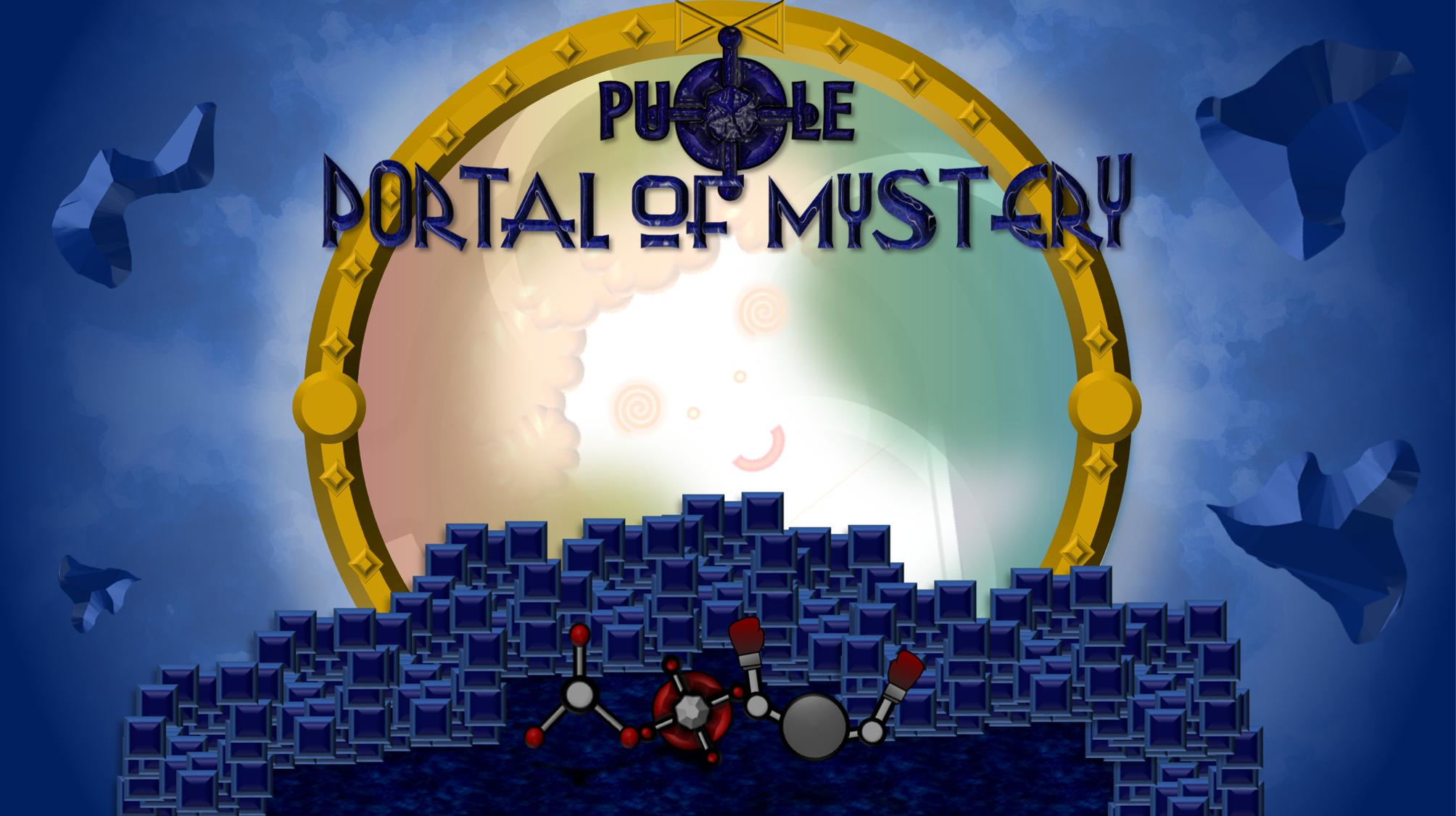 Portal Of Mystery Key Art Final