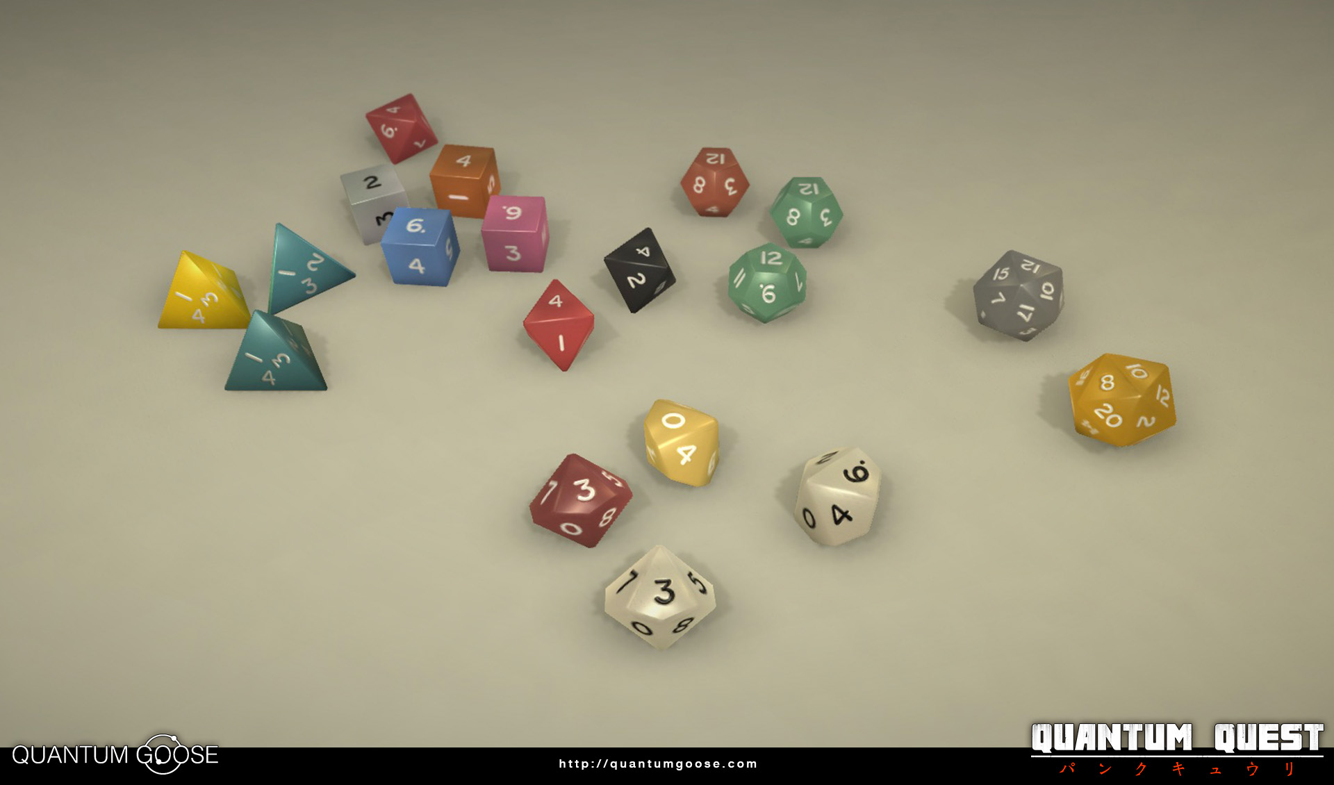 Quantum Quest   The Dice