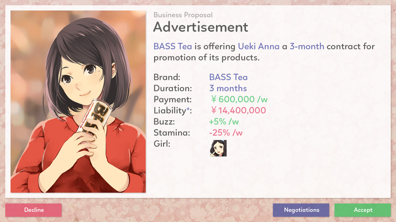 idol manager biz ad