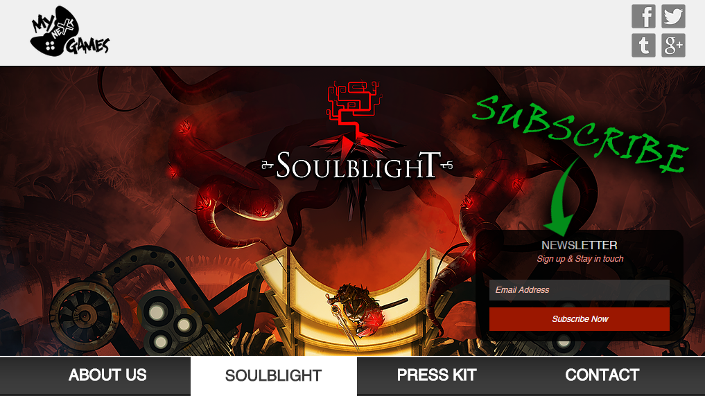 Soulblight SubscribeMarch