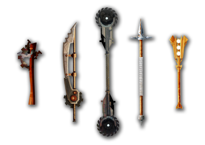 Weapons Soulblight Uptade