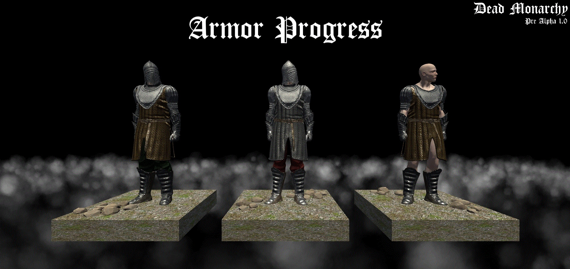 Armor Progress 1.0