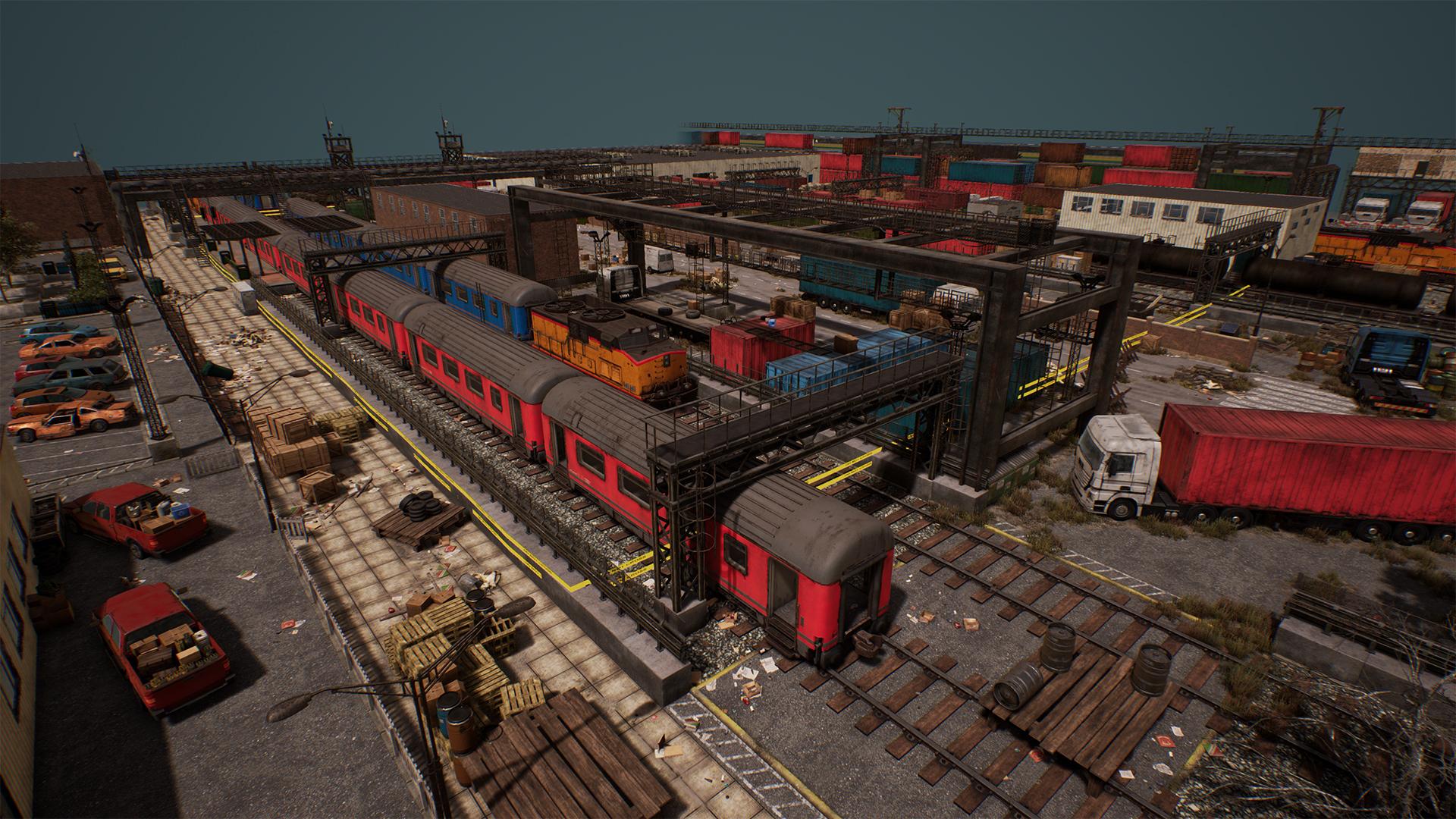 TrainDepot