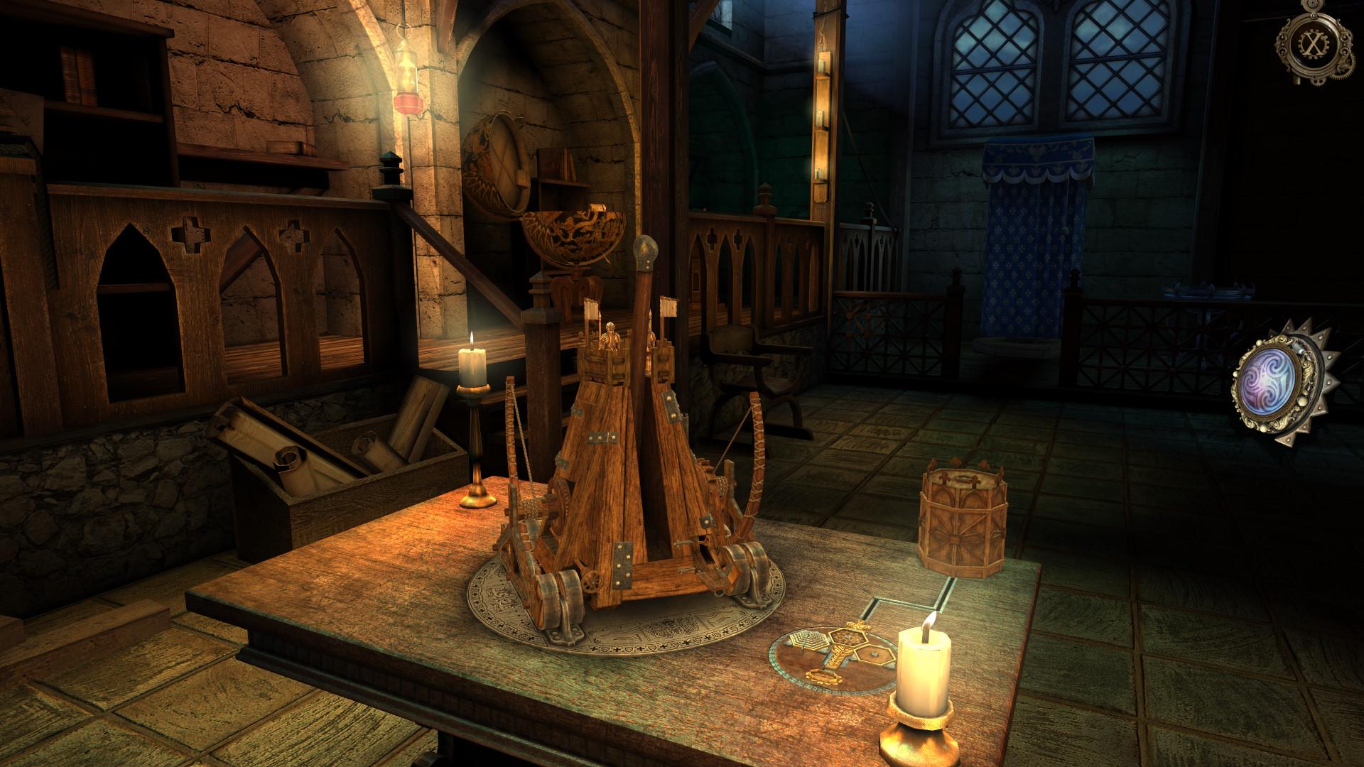 The House of Da Vinci gameplay screenshot