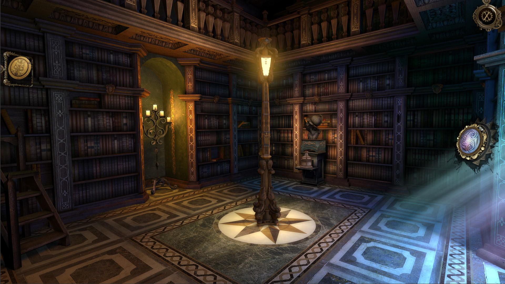 The House of Da Vinci gameplay screenshot