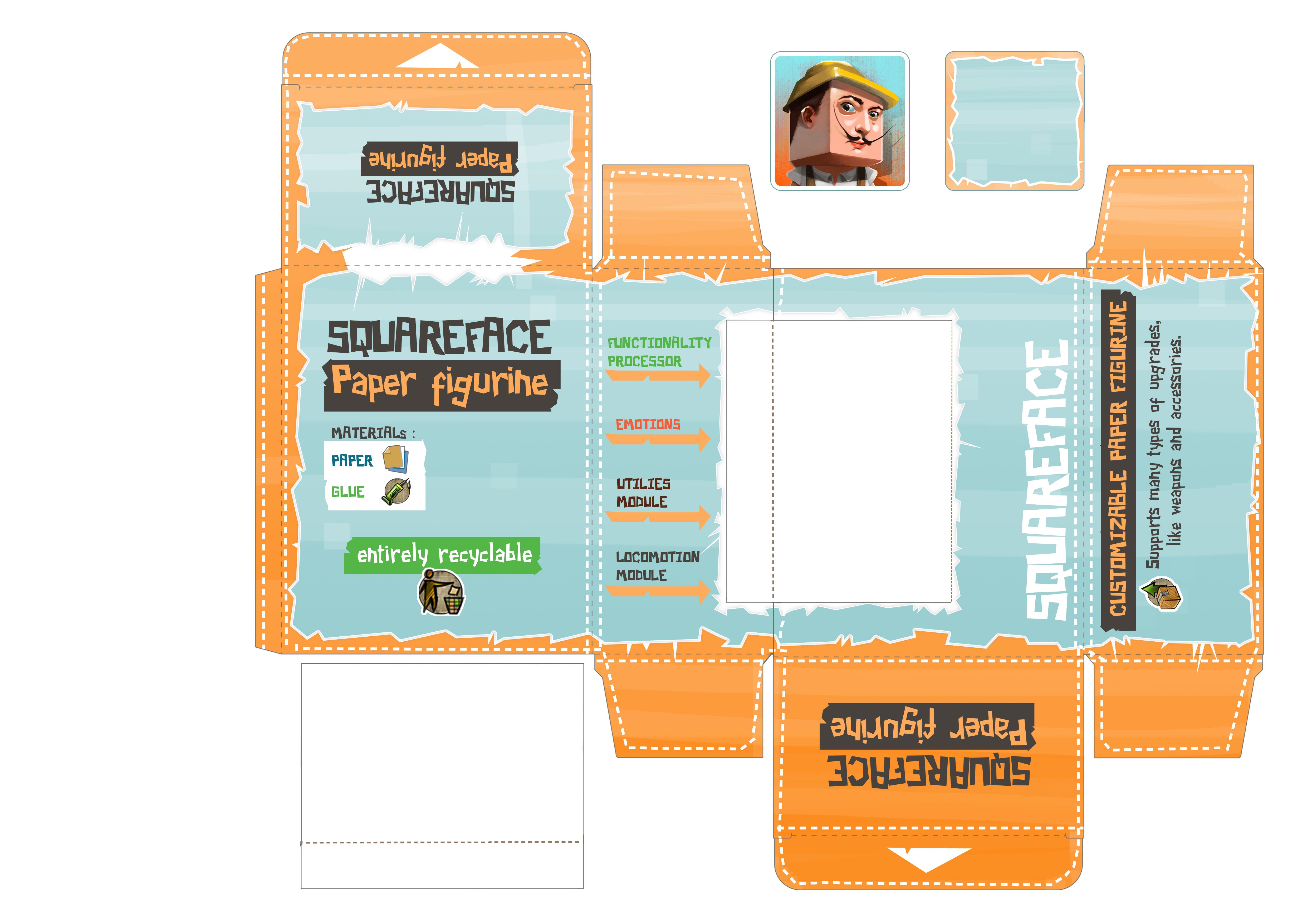 SquarefaceFigBOX A3