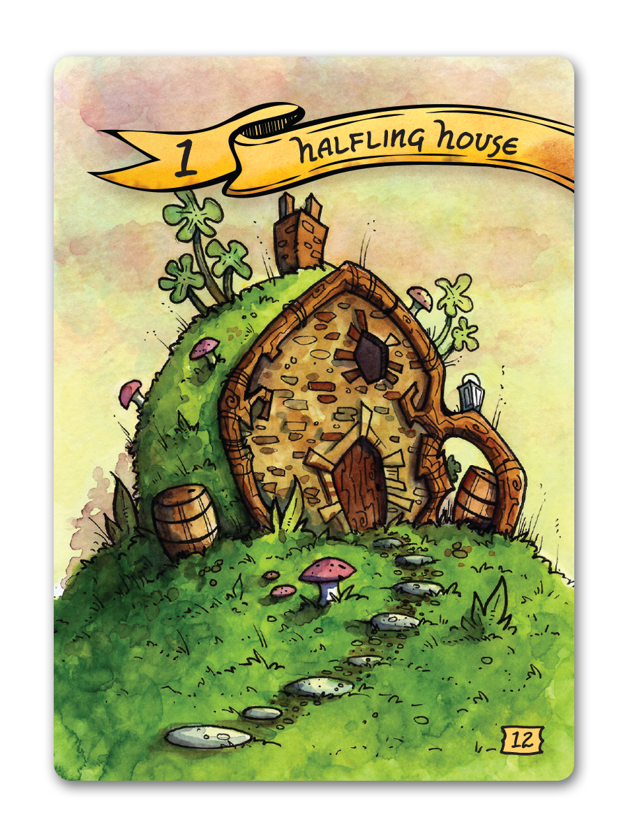 HalflingHouse