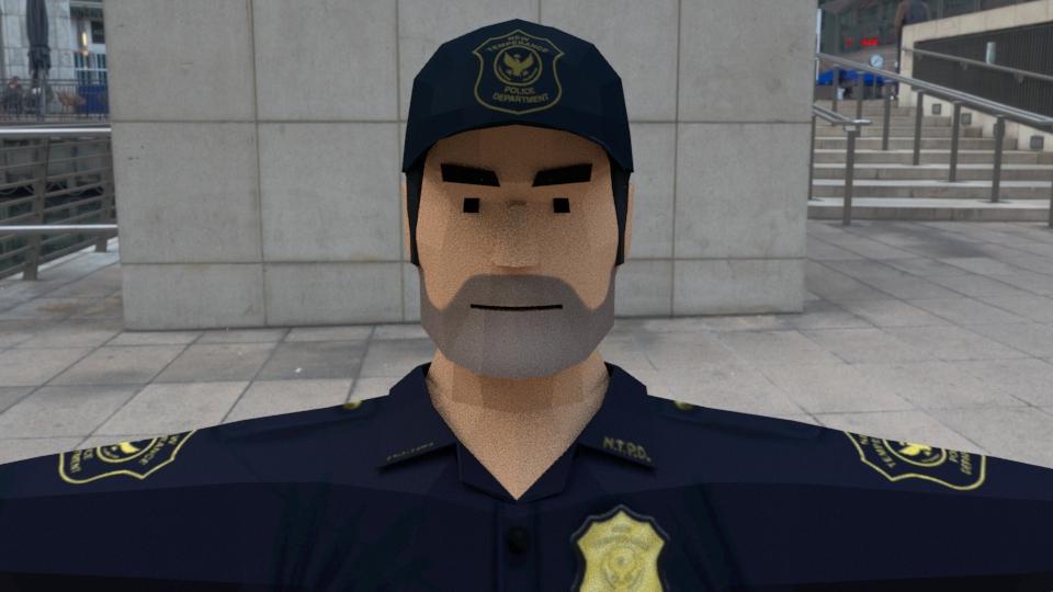 police cap3