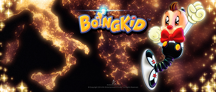 Meet Boingkid