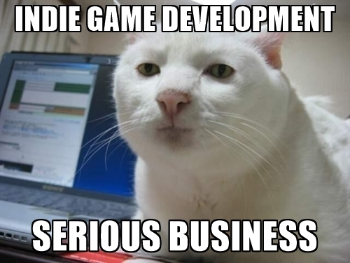 indie game development serious b