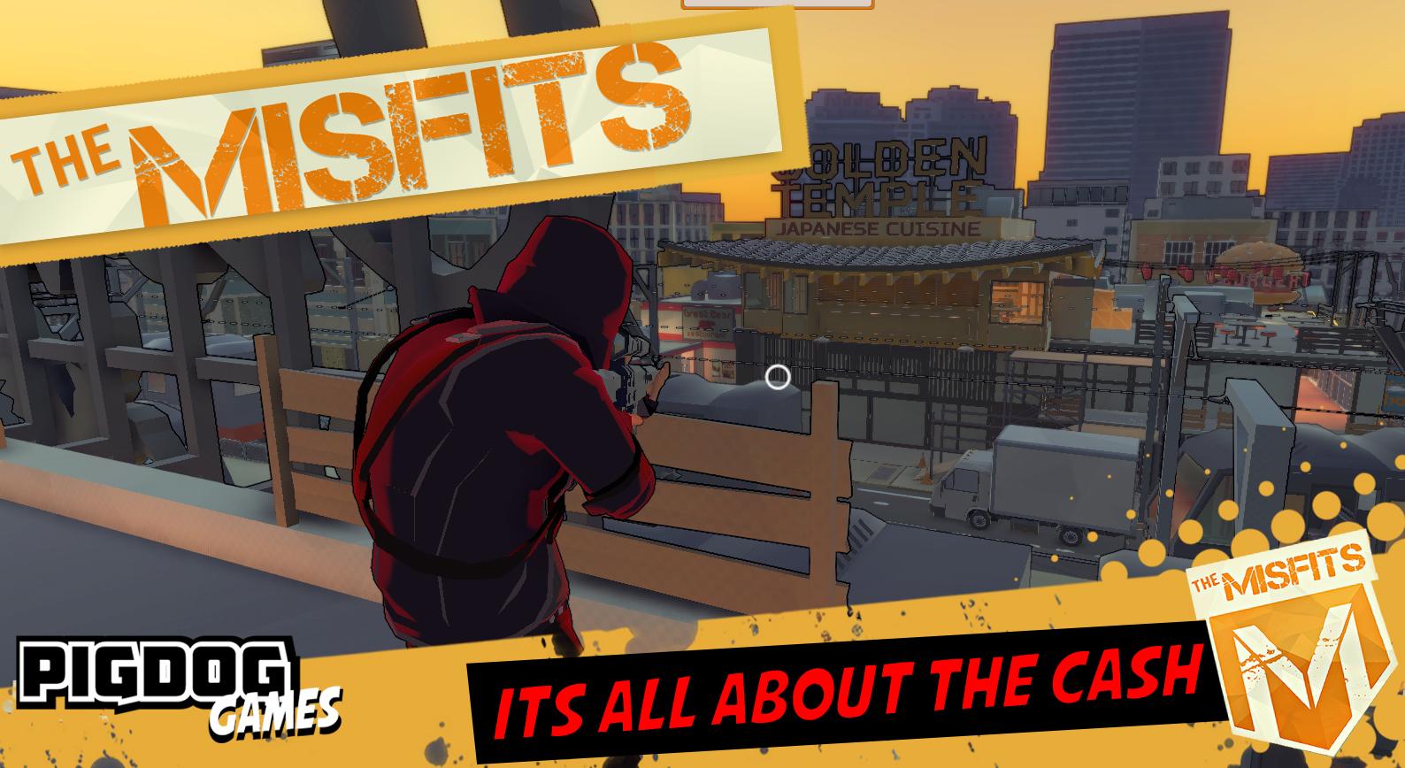The Misfits Windows, Mac game - Indie DB