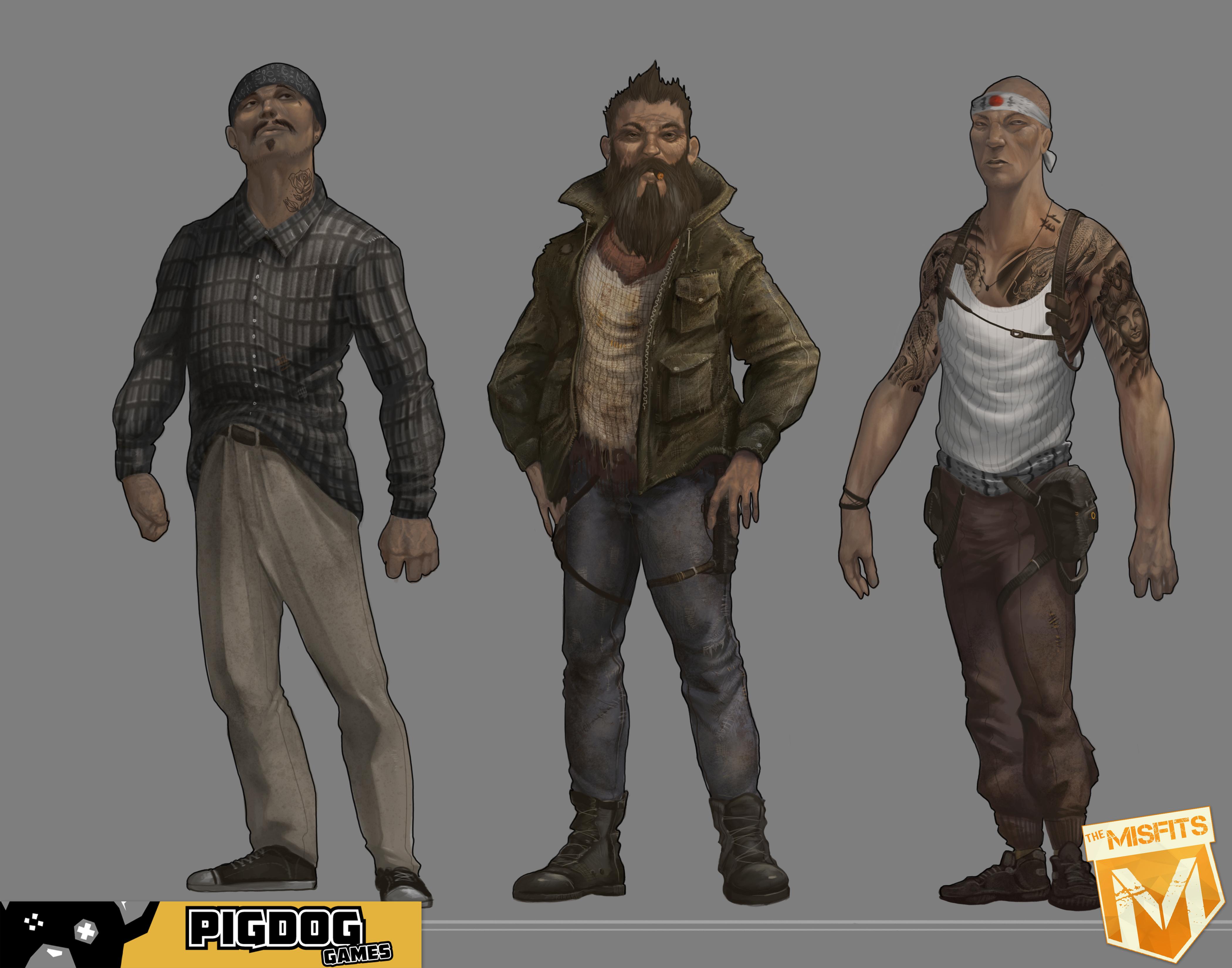 Misfits Clothing model3 1