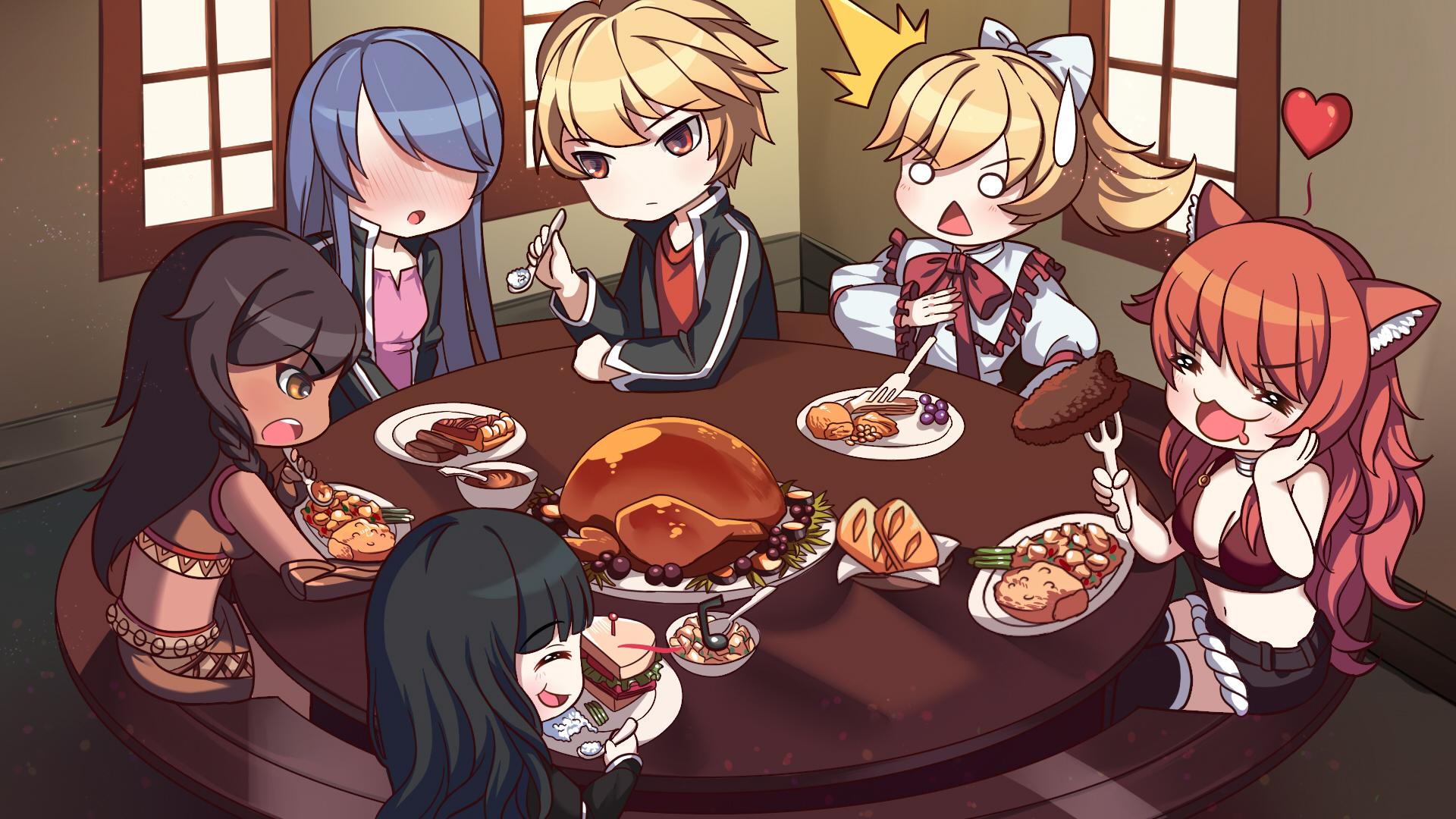 Dining CG event