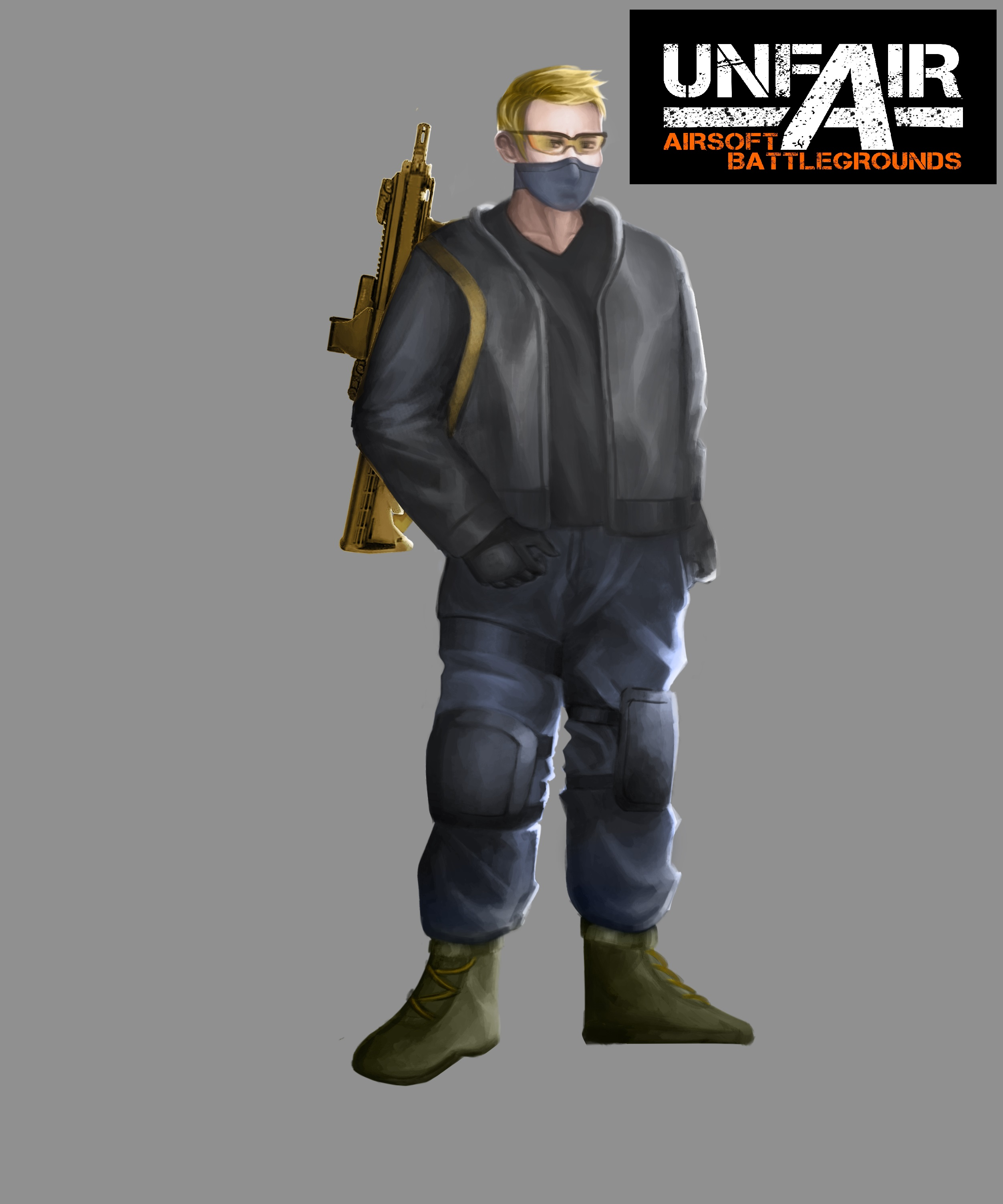 Basic Player Outfit Concept w lo