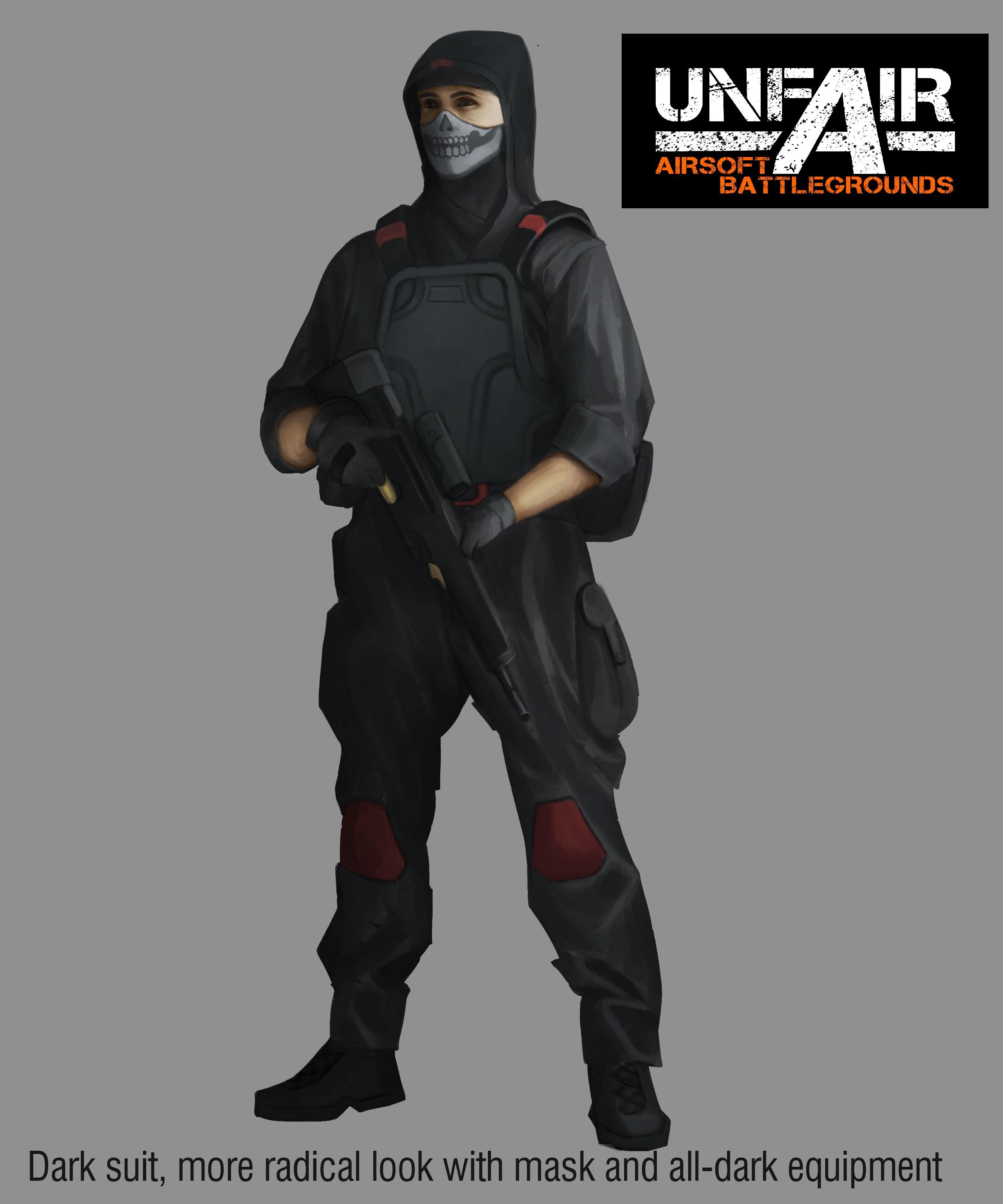 Dark Suit Radical Concept w log