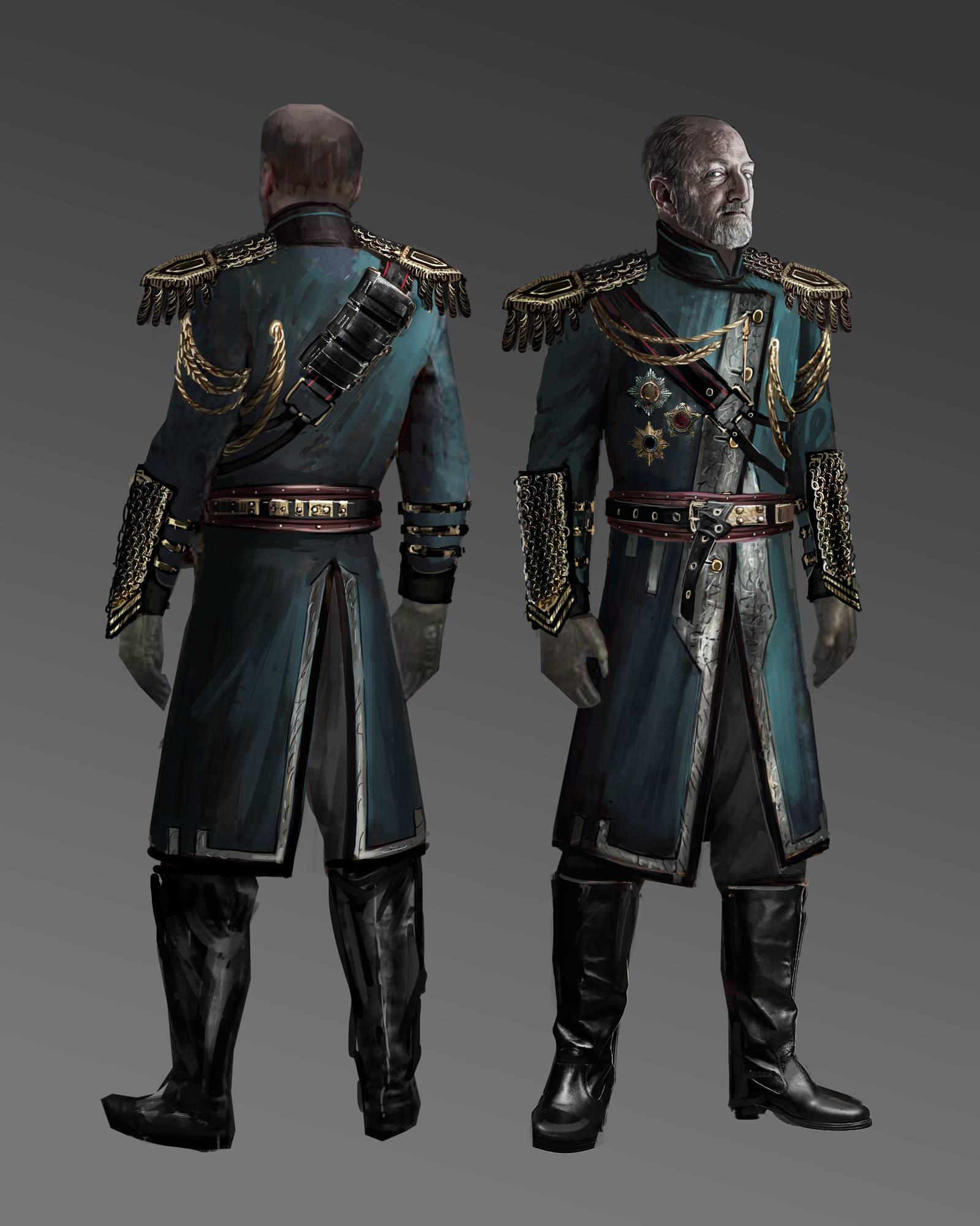 City Guard Chief