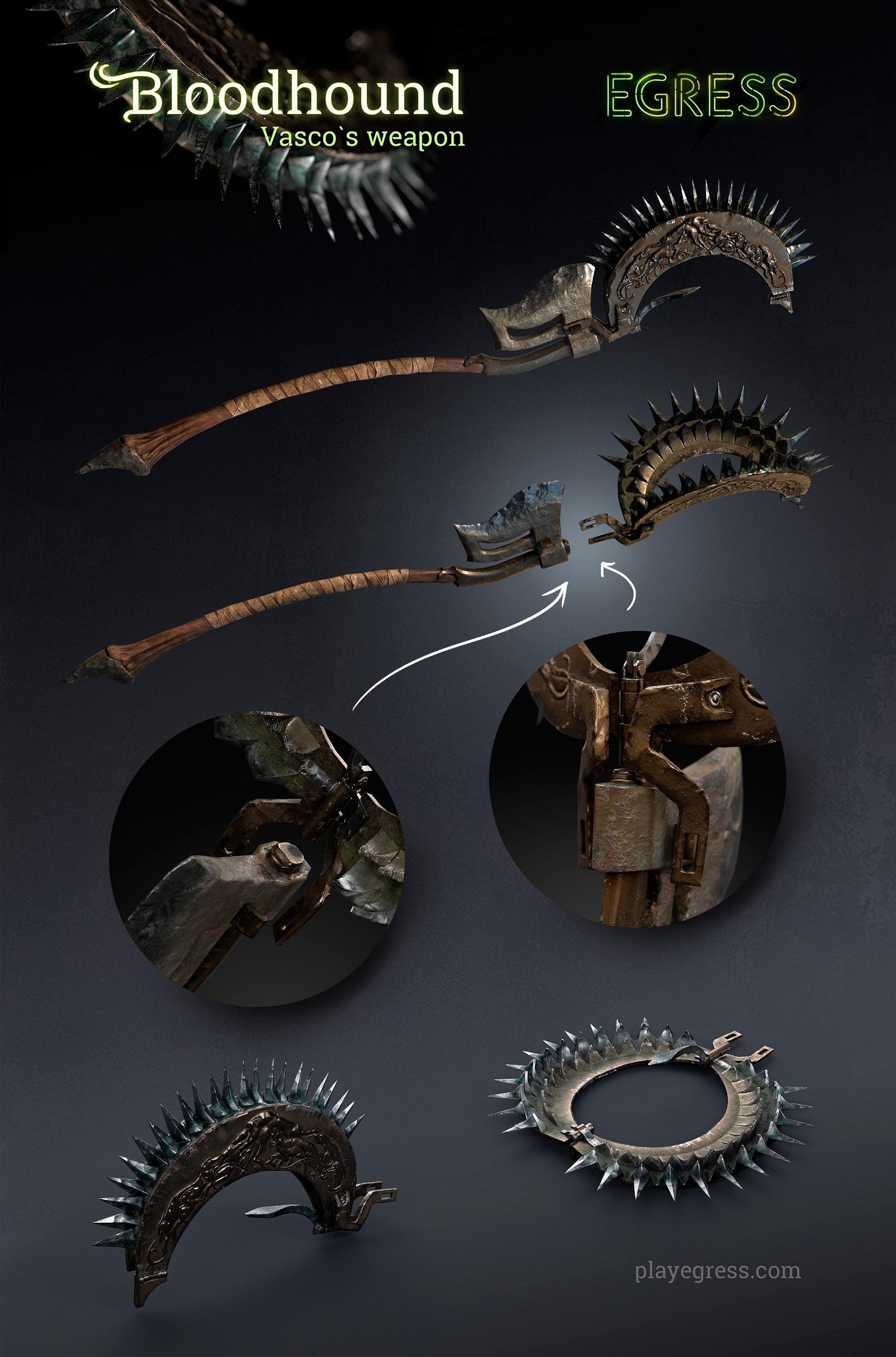 hunter weapon