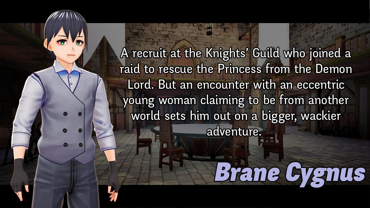 Brane Cygnus