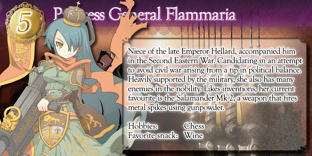 Flammaria