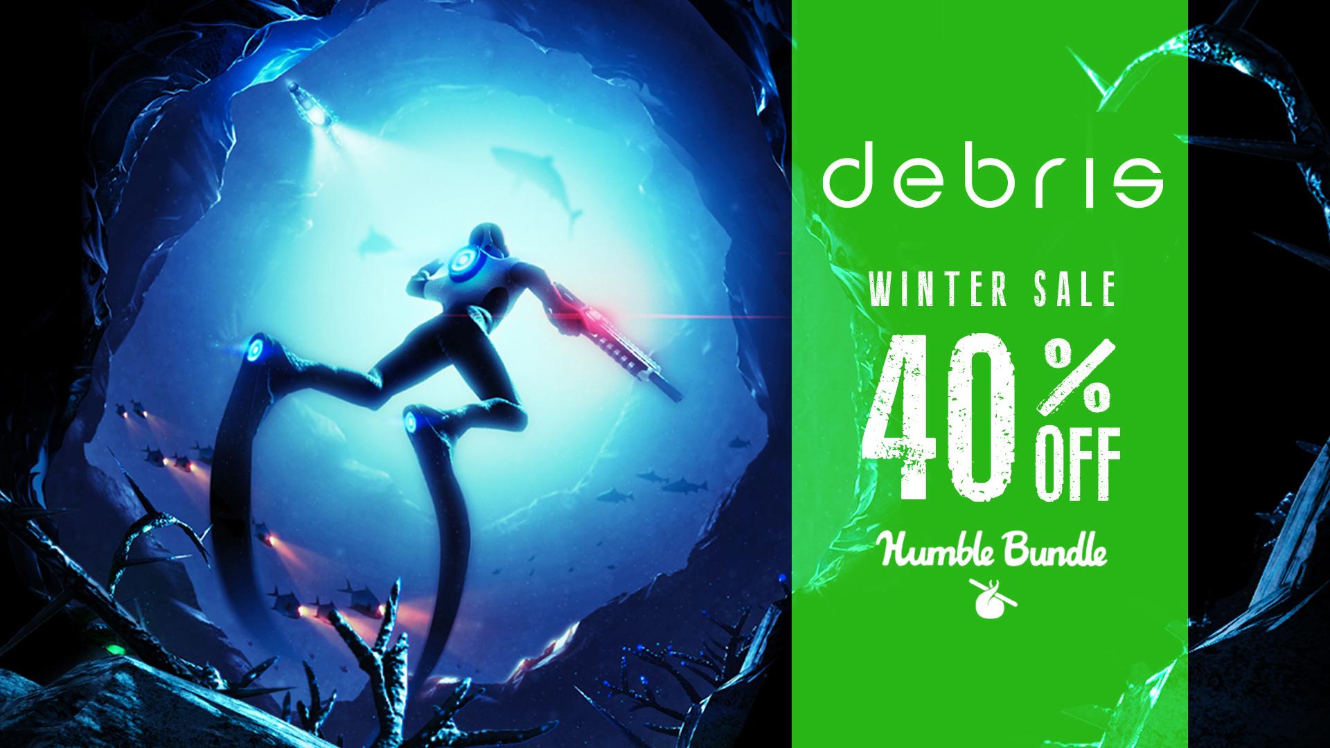 Debris Winter Sale Humble