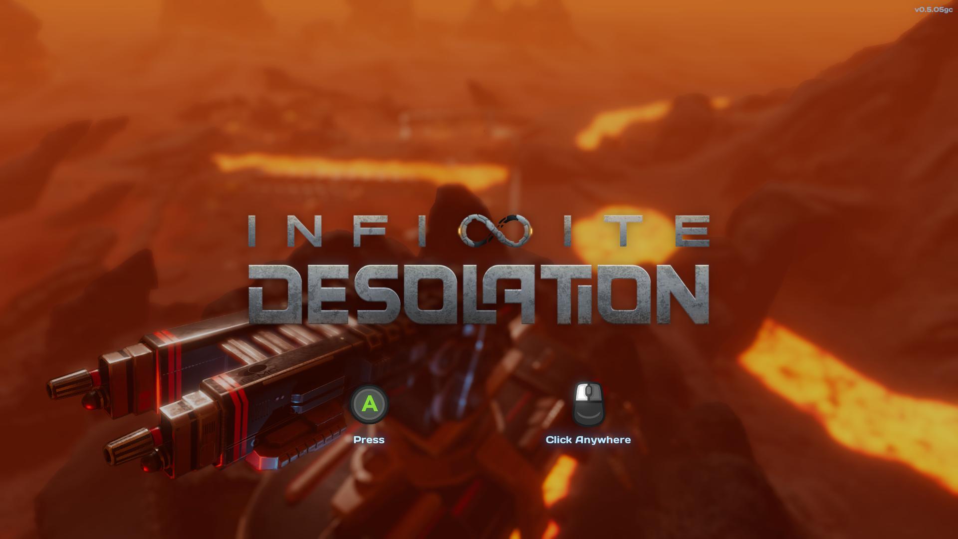Infinite Desolation 2