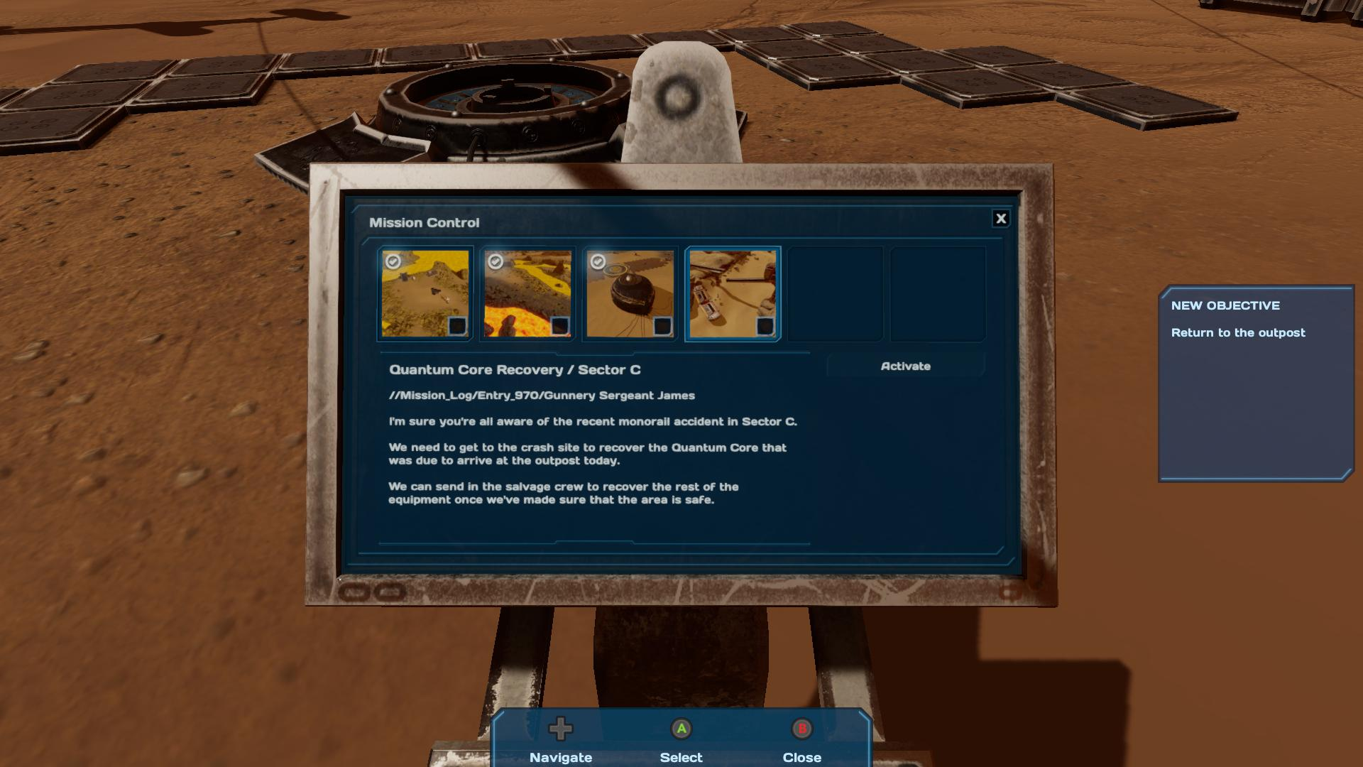 Infinite Desolation Screenshot 3