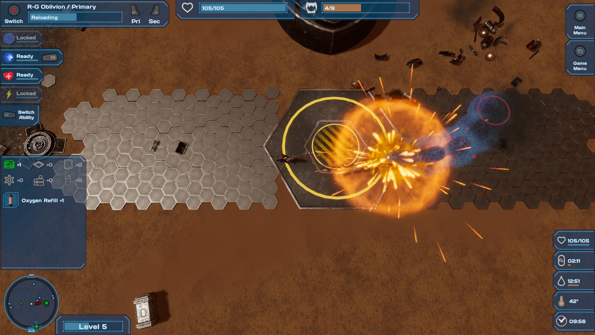 Infinite Desolation Screenshot 4
