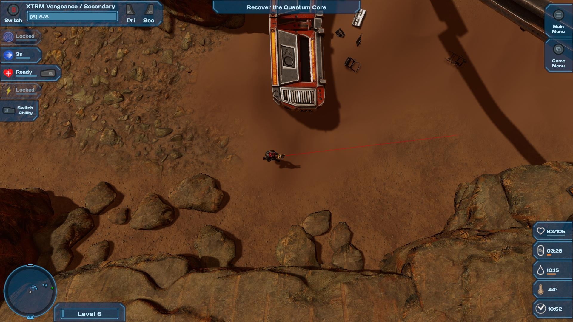 Infinite Desolation Screenshot 8