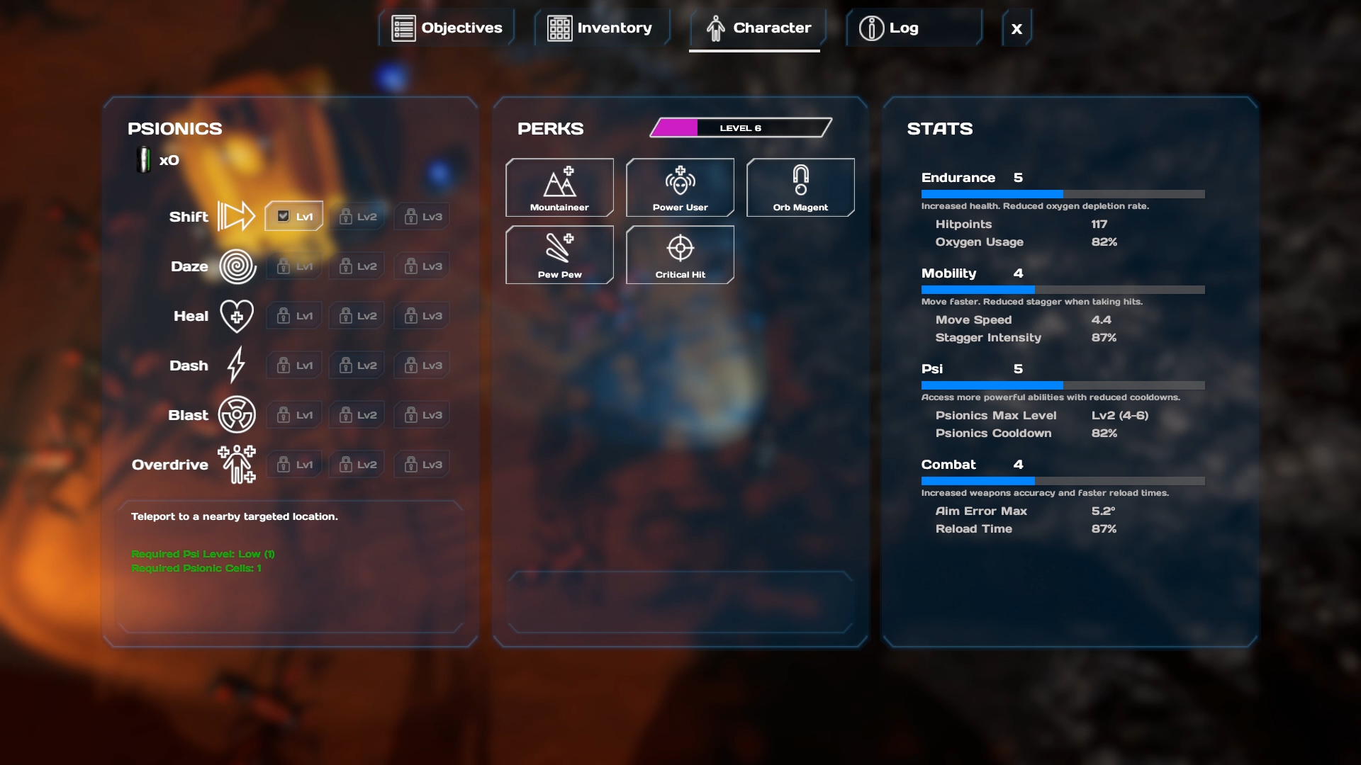 Rogue Shift Screenshot 04