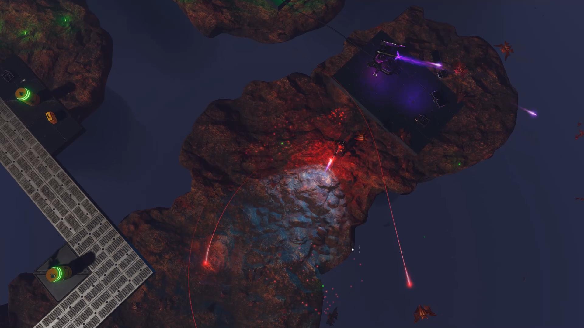 Rogue Shift Screenshot 09