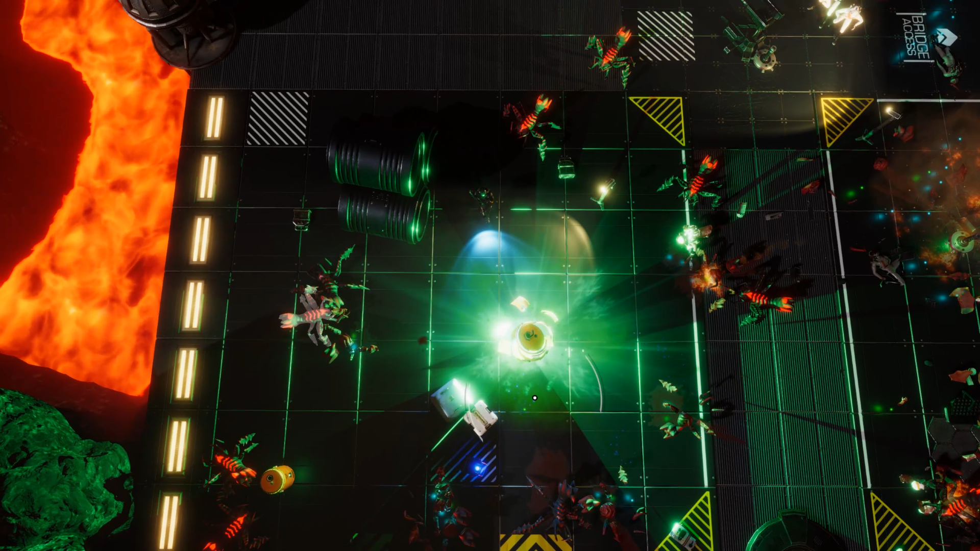 Rogue Shift screenshot 1