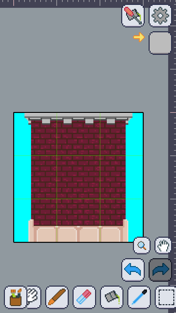 Doing tile in Pixly