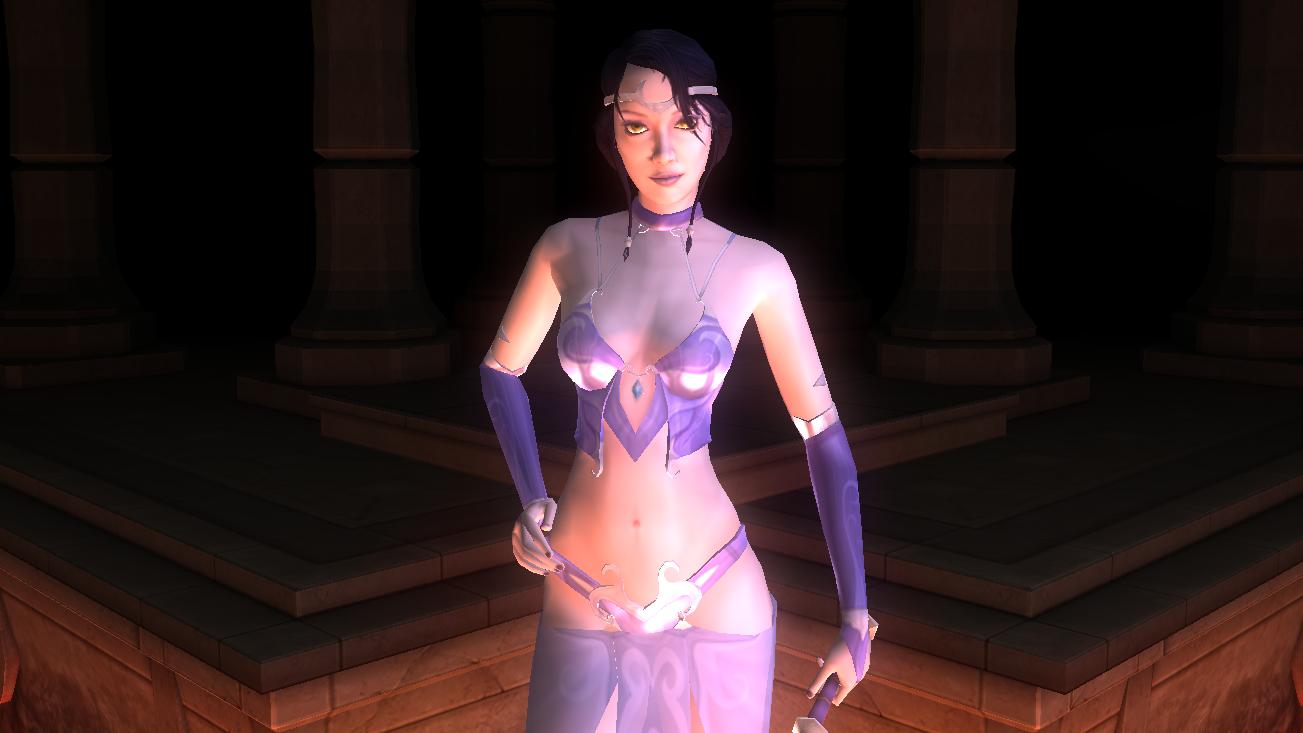 Aldera, the Sorceress