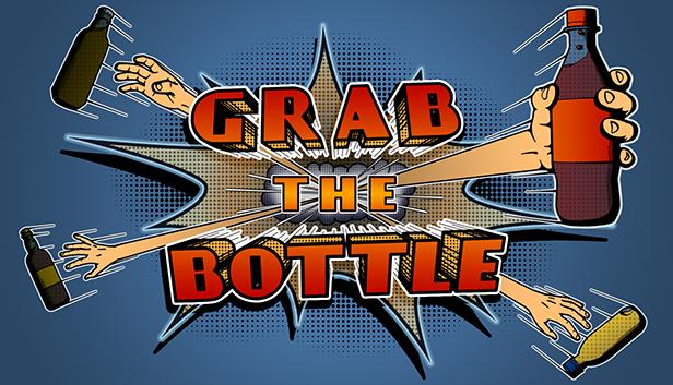 Grab the Bottle  logosteam