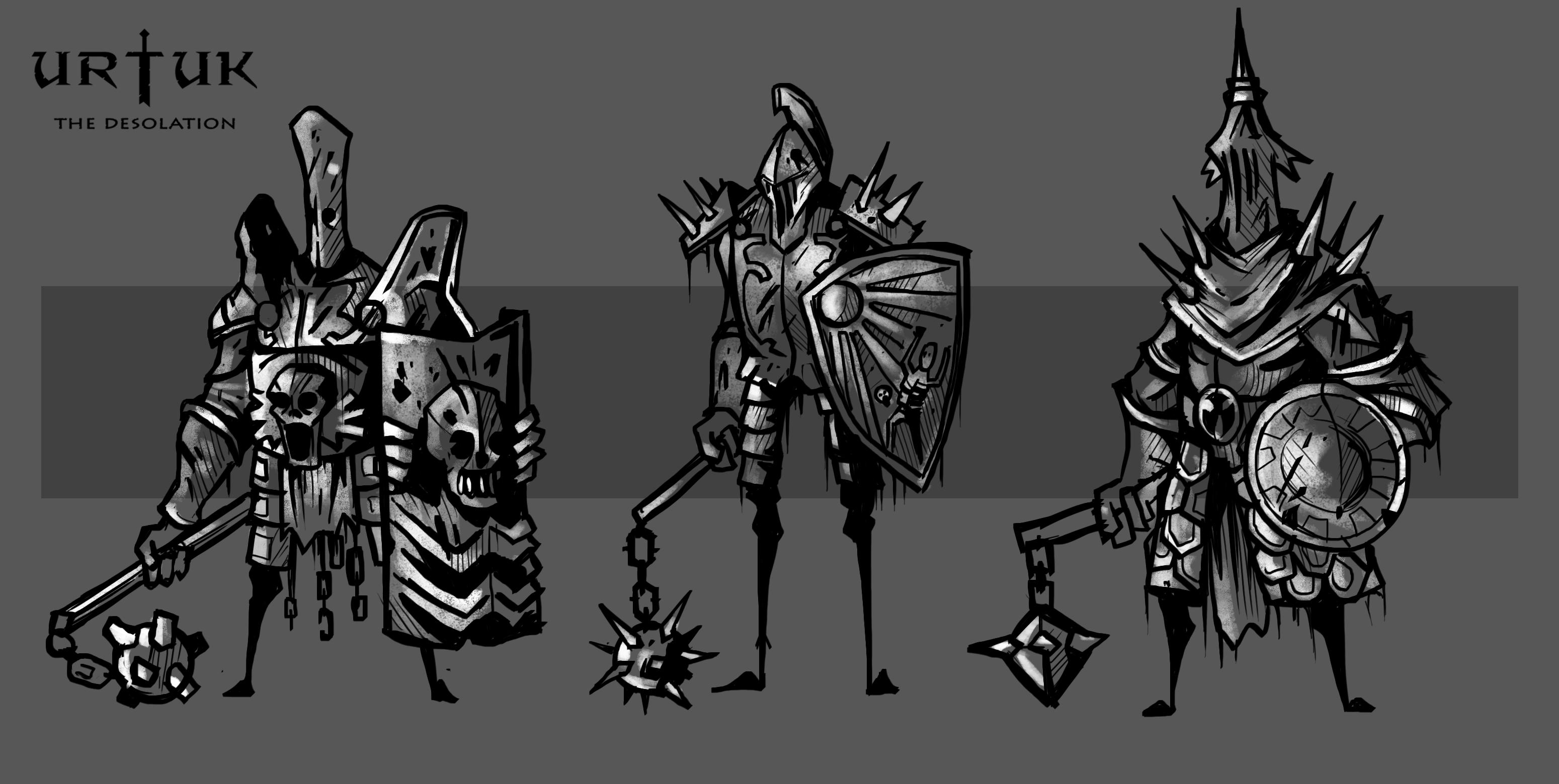 Valdor soldier concept