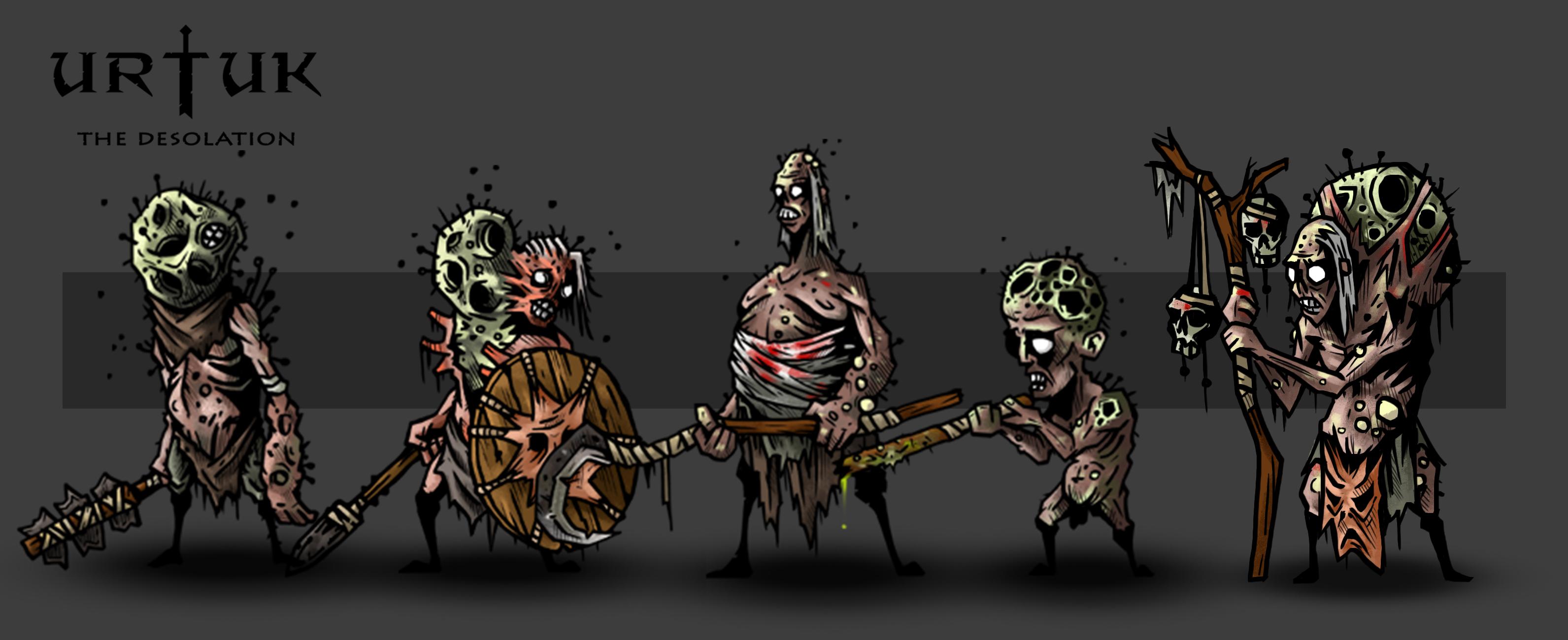 swamp mutants