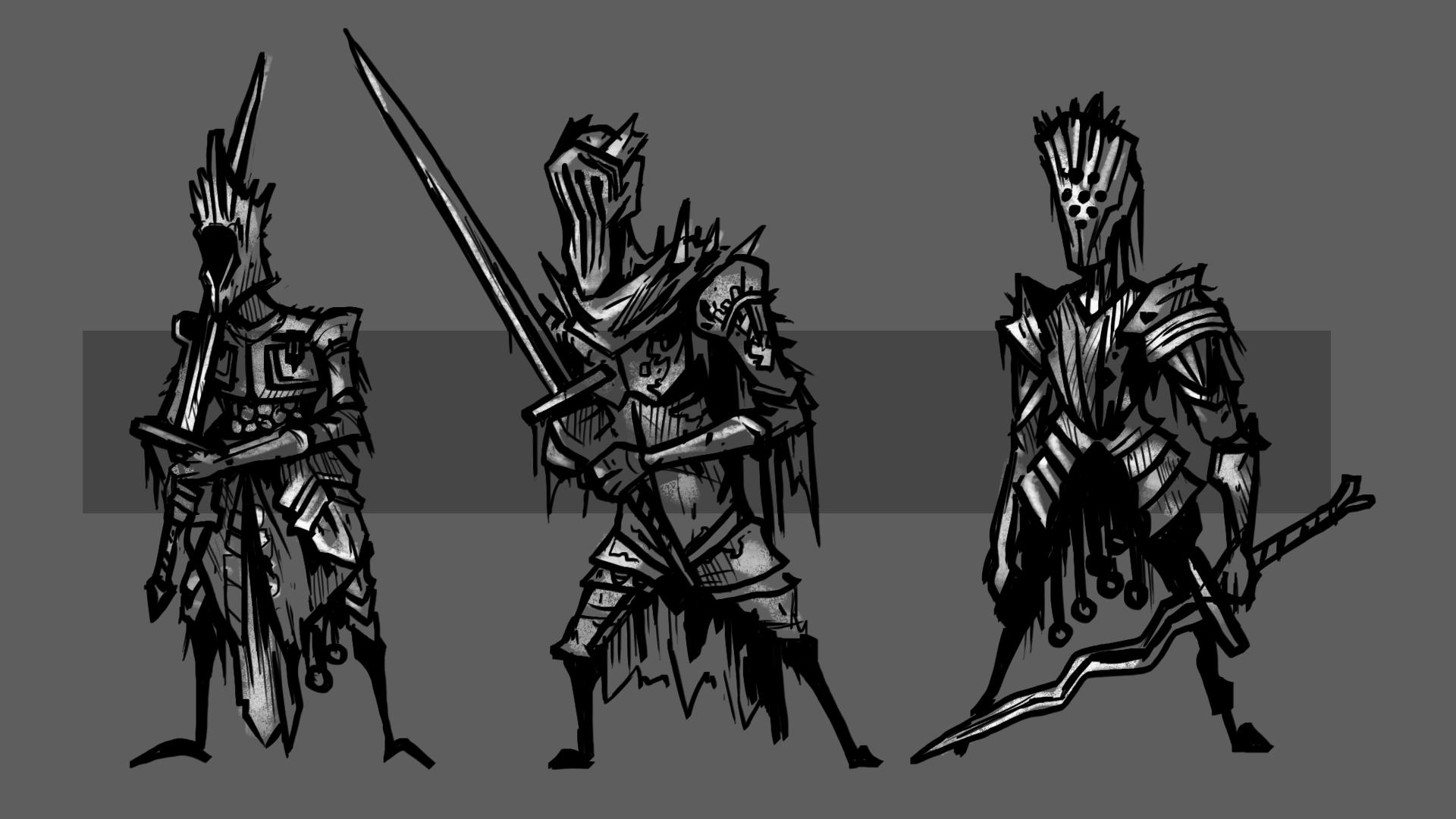 valdor knight concept