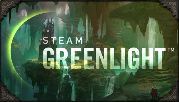 The Den's Academy taking the colors of Greenlight
