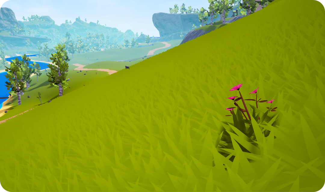 foraging landscape